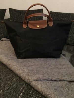 Longchamp Le Pliage M (schwarz)