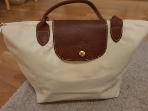 Longchamp Le Pliage Medium Creme