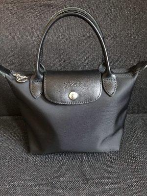 Longchamp Le Pliage Meteorites Kollektion in schwarz Gr. S