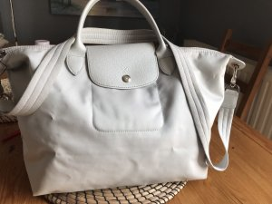 Longchamp Handtas lichtgrijs