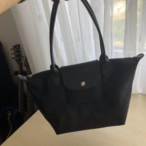 Longchamp Borsa shopper nero