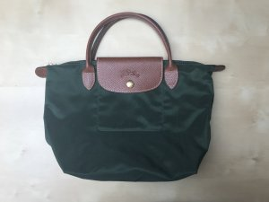 Longchamp Le Pliage Nylon S Waldgrün Limited Edition