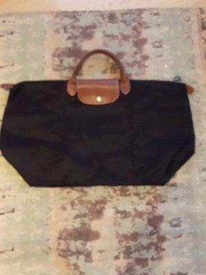 Longchamp Le Pliage Reisetasche L schwarz