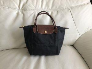 """Longchamp le Pliage """"S"""" Grau"""