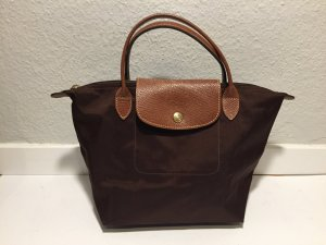 Longchamp Le Pliage S in braun