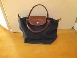 "Longchamp ""le pliage"" S in dunkelblau"
