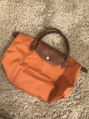 Longchamp Carry Bag orange-brown