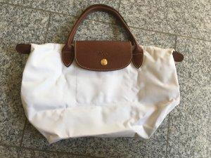 Longchamp Le Pliage S -weiß