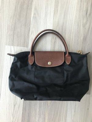 """Longchamp """"Le Pliage"""" schwarz Mini"""
