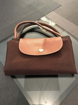 Longchamp Carry Bag dark brown