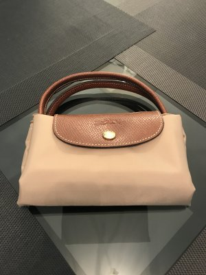 Longchamp Carry Bag oatmeal