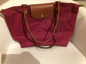 Longchamp Shopper multicolore cuir