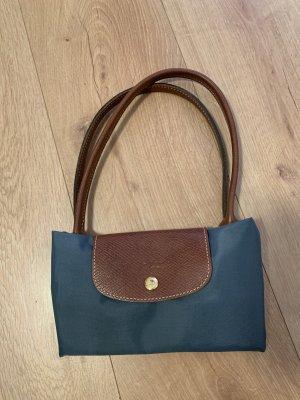 Longchamp Le Pliage Shopping Bag Größe S Blau
