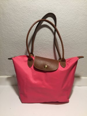 Longchamp Le Pliage Shopping Bag pink