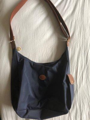 Longchamp Le Pliage Umhängetasche, marineblau