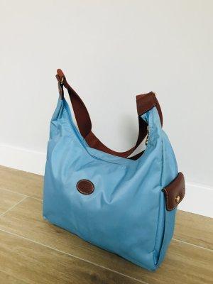 Longchamp Le Pliage Umhängetasche - Schönes Blau ( Sonderfarbe !!)