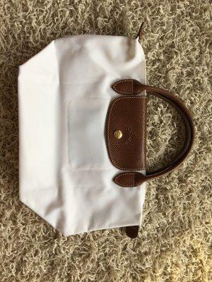 Longchamp Le Pliage - weiß - neu