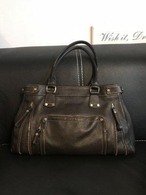LONGCHAMP Leder Handtasche