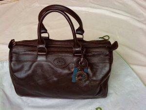 Longchamp Leder * Handtasche * braun * ein Traum