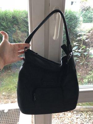 Longchamp Leder-Schultertasche