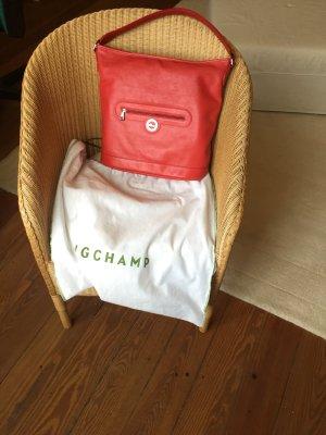 Longchamp Ledertasche
