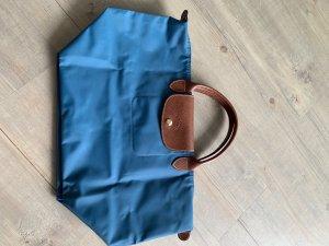 Longchamp Bolso tipo marsupio petróleo-gris pizarra