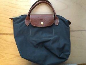 Longchamp Handbag steel blue