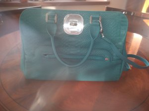 Longchamp Carry Bag cadet blue