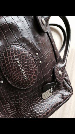 Longchamp Luxus Krokotasche