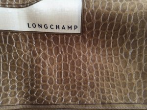 Longchamp Fazzoletto da collo multicolore Seta