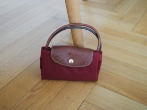 Longchamp Handbag dark red