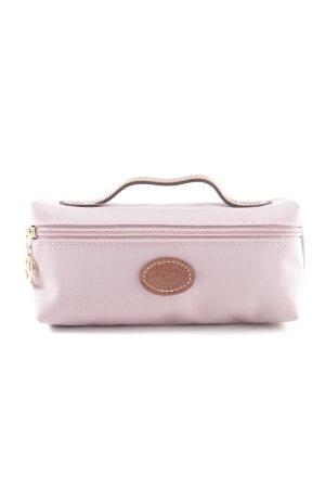 Longchamp Mini sac rose style décontracté