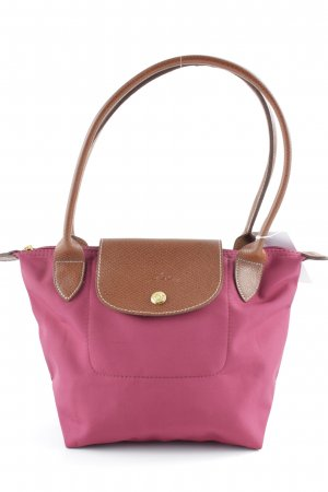 Longchamp Minitasche magenta Elegant