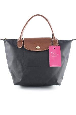 Longchamp Minitasche schwarz-beige Elegant