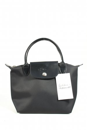 Longchamp Minitasche schwarz Street-Fashion-Look