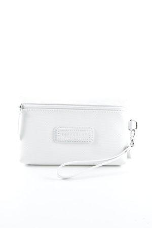 Longchamp Minibolso blanco estilo sencillo
