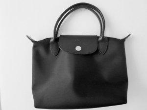 Longchamp Neo Hand Tasche Modele Depose schwarz Nylon - NEUW!