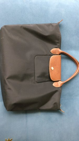 Longchamp Carry Bag black synthetic material