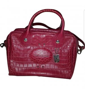 Longchamp Quadri Croco
