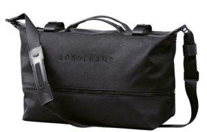 Longchamp Reisetasche 48h Schwarz