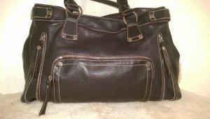 Longchamp Rodeo Luxe Leder Handtasche