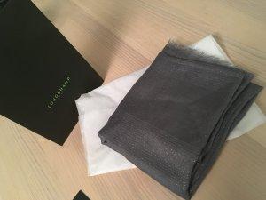 Longchamp Schal grau
