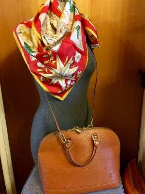 Longchamp Schal, Seide, ungetragen