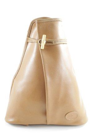 Épaule Longchamp Sac Décontracté Clair Marron Porté Style qfESPf