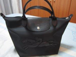 Longchamp Schwarz Tasche Sonderedition