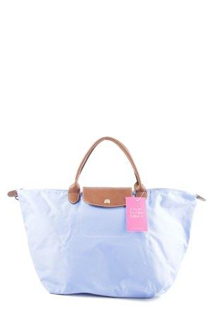 Longchamp Shopper blue-bronze-colored casual look