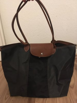 Longchamp Shopper black-grey