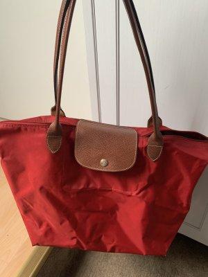 Longchamp Shopper rood
