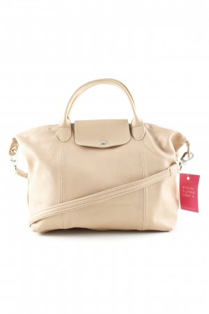 Longchamp Shopper creme Business-Look