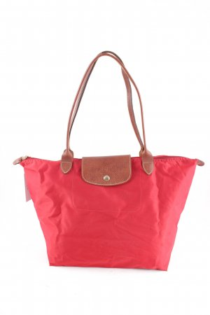 "Longchamp Shopper ""Le Pliage Nylon"" dunkelrot"